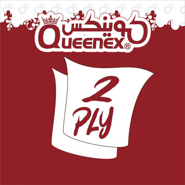 Queenex toilet roll
