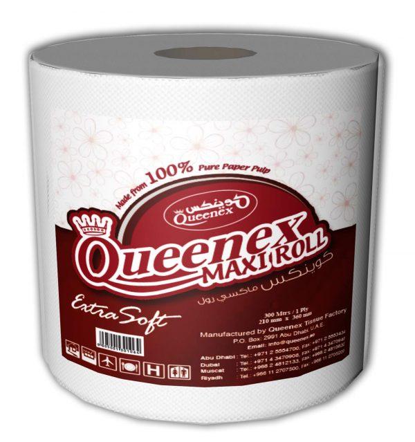 queenex maxi roll
